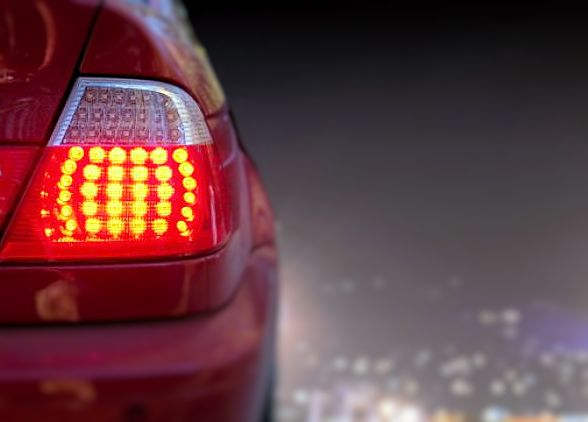 Car brake lights
