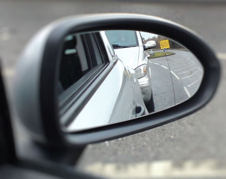 Car door mirror