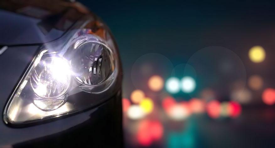 Car sidelights