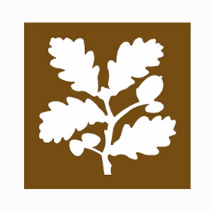 National Trust brown sign symbol