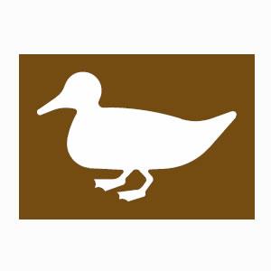 Nature reserve symbol