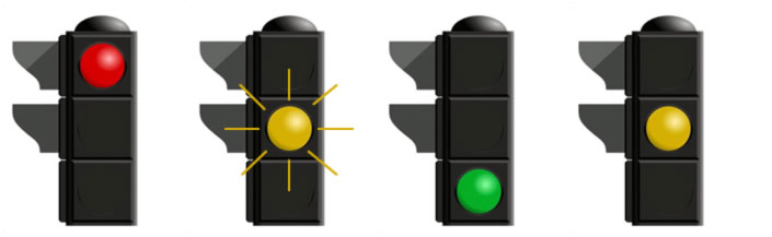 Pelican Crossing Light Sequence