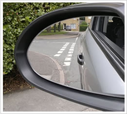 How To Reverse Around A Corner Driving Test Tips