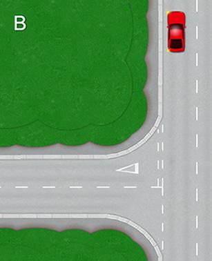 Reverse round a corner tutorial