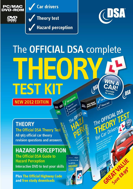 Book online theory test