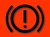 Vauxhall Zafira brake and clutch warning light
