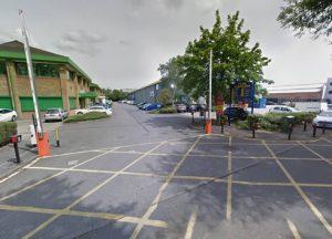 Chertsey Driving Test Centre