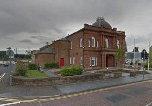Cumnock Driving Test Centre