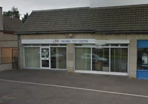 Edinburgh (Currie) driving test centre