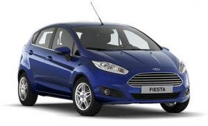 Ford Fiesta ECOnetic 1.5 TDCI - 5th most economical car