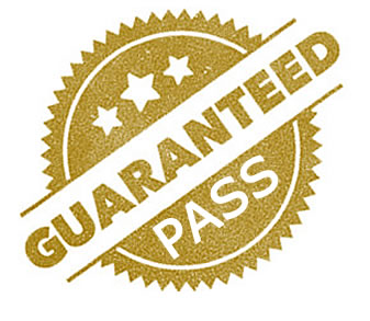 Guaranteed pass driving courses