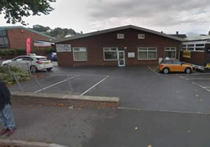 Newton Abbot Driving Test Centre