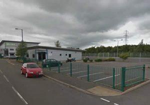 Shrewsbury Driving Test Centre