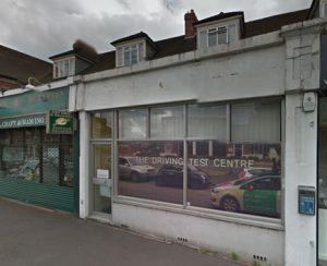 West Wickham Driving Test Centre