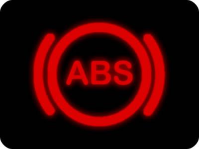cars brake light dashboard lights