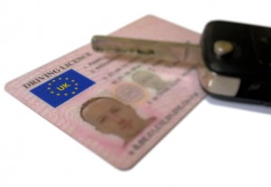 UK full driving licence