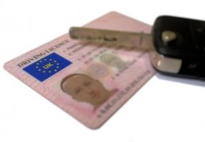 UK full driving licence