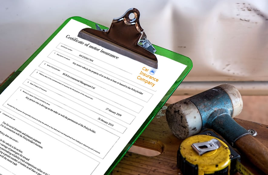 Check Your Car Motor Insurance Database
