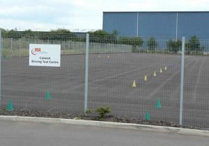 Colwick Driving Test Centre