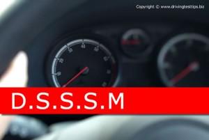 DSSSM Driving Routine