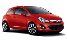 Vauxhall Corsa, ideal first ca