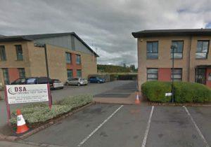 Glasgow (Baillieston) driving test centre