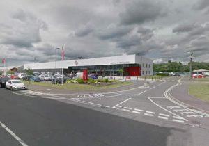 Glasgow LGV Test Centre