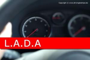 LADA driving routine