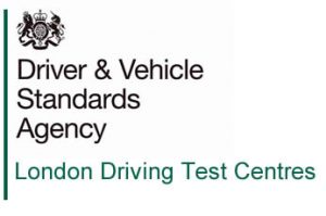 London Driving Test Centres
