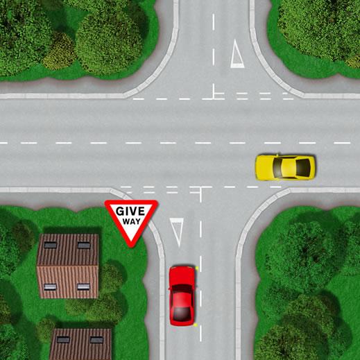 Crossroads Junctions  U2013 Driving Test Tips