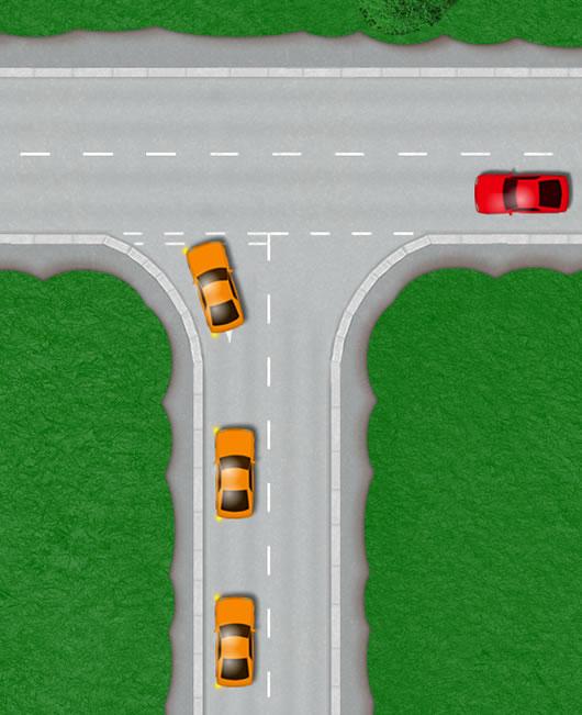 Open Road Junction