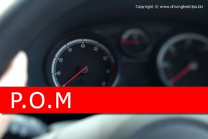 POM driving routine