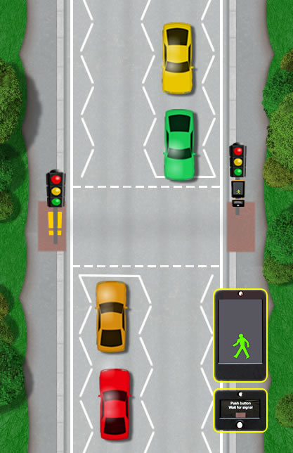 Changing vehicles to protect pedestrians - iihs.org