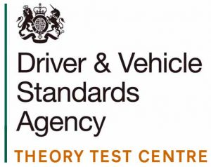 DVSA theory test centre locations