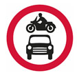 No motor vehicles theory test quiz