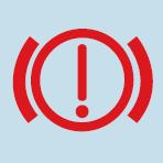 Audi A3 brake system fault dashboard warning light
