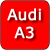 Audi A3 dashboard warning lights