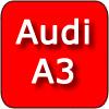 Audi A3 dashboard warning lights