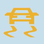 Audi A3 Electronic Stabilisation Program (ESP) dashboard warning light