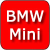 BMW Mini dashboard warning lights