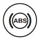 Fiat Punto ABS Anti-lock Brakes Fault Dashboard Warning Light
