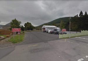 Ballater Driving Test Centre