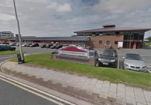 Barrow in Furness Driving Test Centre