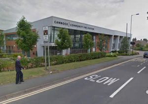 Cannock Driving Test Centre