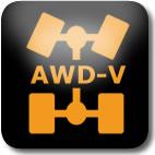 Nissan Juke all wheel drive AWD-V active dashboard warning light