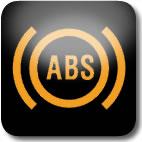 Nissan Juke ABS anti-lock brakes malfunction dashboard warning light