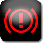 Nissan Juke red exclamation mark malfunction dashboard warning light