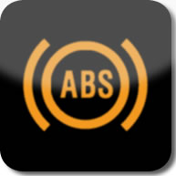 Citroen C1 ABS dashboard warning light