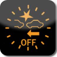 Citroen C1 active city brake fault dashboard warning light