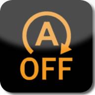 Citroen C1 start / stop fault dashboard warning light